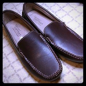 Dexter comfort shoes men size 9.5 loafer driver sh
